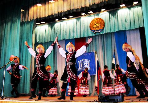 Lingva Festivalo en Ufa