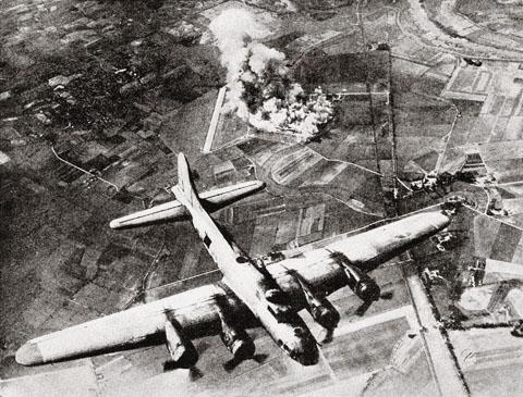 Bombado 1944