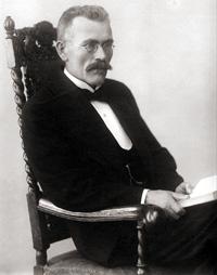 Gustav John Ramstedt