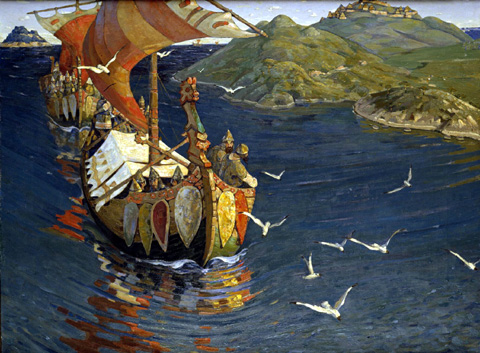 Bildo de Roerich
