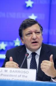 Jose Manuel Barroso, prezidanto de EK, ne havas monon por lingva diverseco.