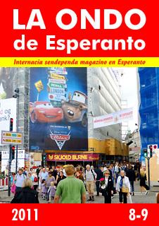 La Ondo de Esperanto, 2011, n-ro 8-9