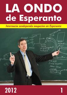 La Ondo de Esperanto, 2012, n-ro 1