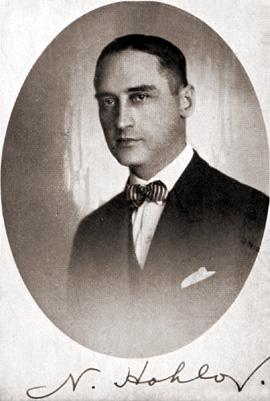 Nikolao Hohlov