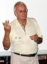 Istvan Nemere (Foto: Petro Chrdle)
