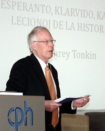 Tonkin prelegas (Foto: Alfred Schubert)