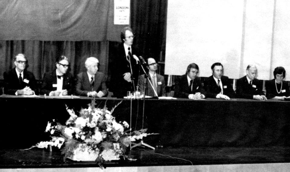 La 62a UK en Rejkjaviko (1977)
