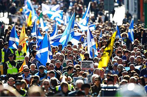 Skotlando