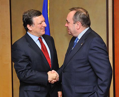 Barroso kaj Salmond