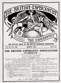 La Brita Esperantisto