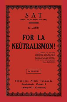 For la neŭtralismon