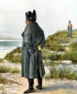 Napoleono en la insulo Sankta Heleno