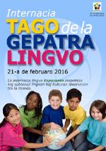 Internacia Tago de la gepatra lingvo.