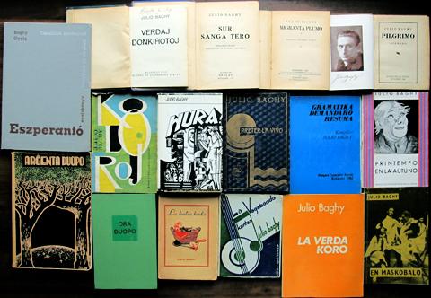 Libroj de Julio Baghy