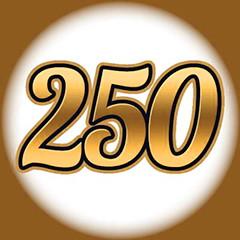 250 tagoj