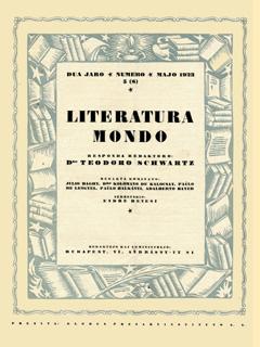 Literatura Mondo